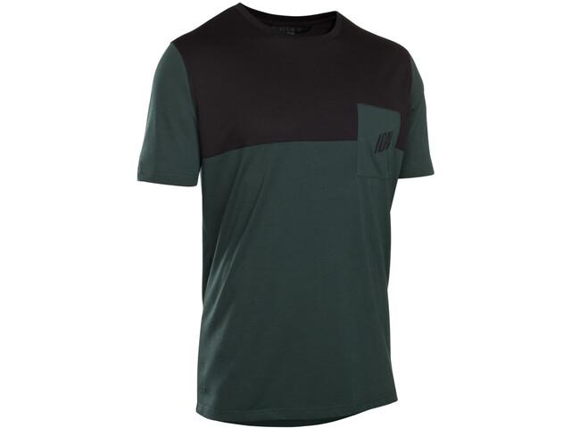 ION Seek AMP Camiseta Manga Corta Hombre, green seek